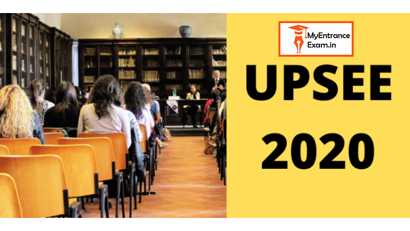 UPSEEE Entrance Exam 2020