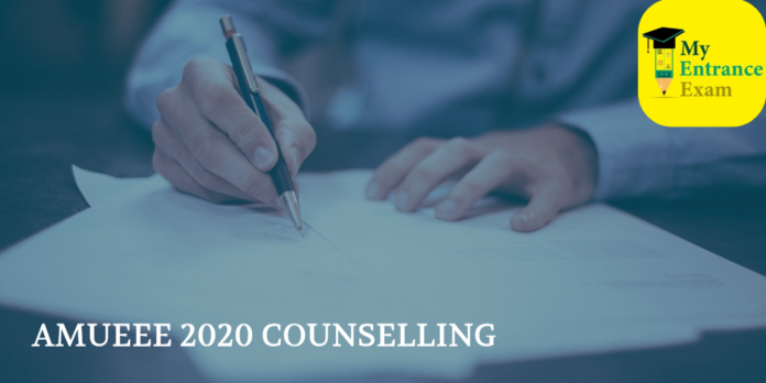 AMUEEE COUNSELLING 2020