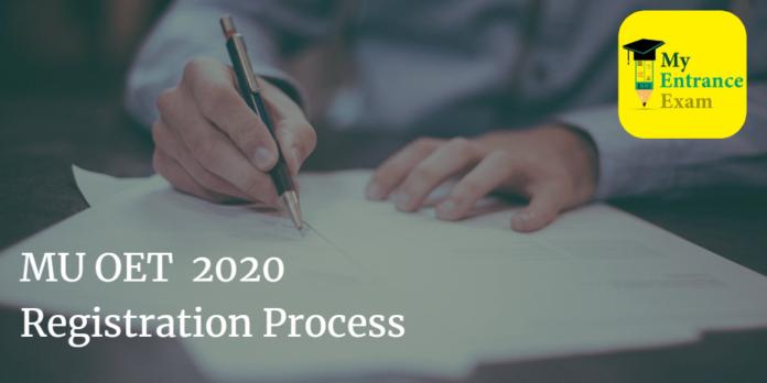 met registration process