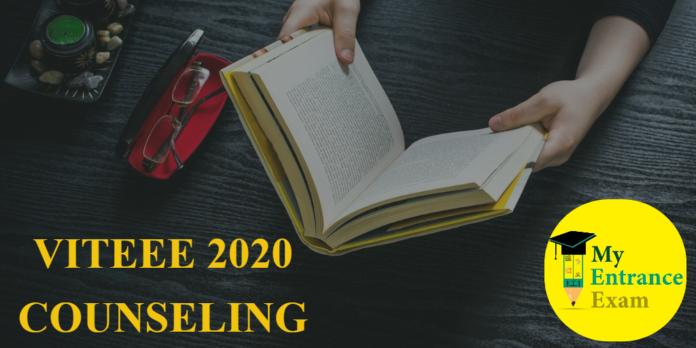 VITEEE COUNSELLING 2020
