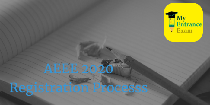 AEEE Registration Process 2020