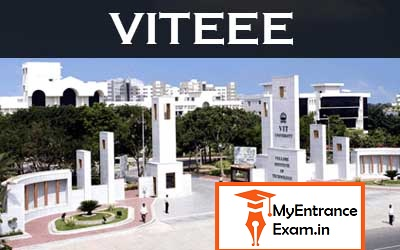 VITEEE 2020 Entrance Exam