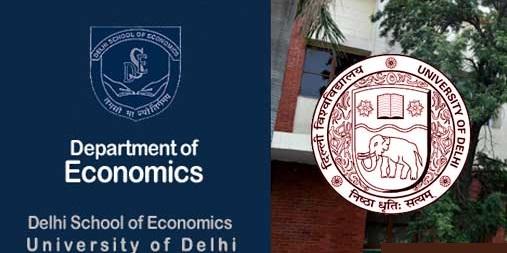 DU DSE MA Economics admission