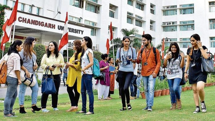 chandigarh university 2020 admission