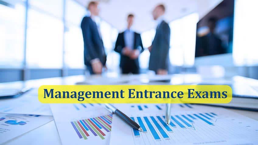 Management Entrance Exams 2020-2021