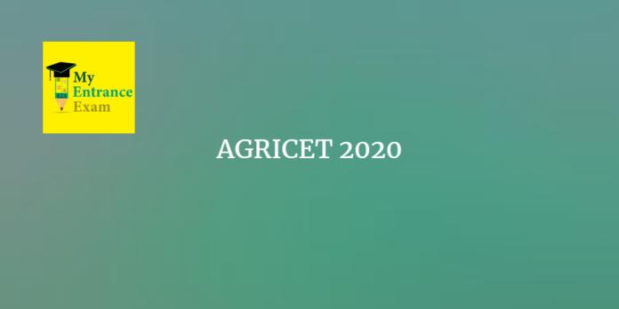 AGRICET 2020