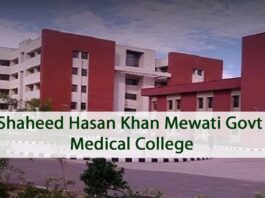 Shaheed Hasan Khan Mewati Government Medical College Nalhar