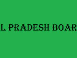 Himachal Pradesh Board Class 10th Timetable